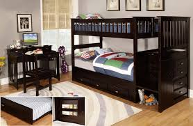 Bunk Bed With Stairs And Desk by Bunk Beds Bunk Bed With Stairs Costco Full Size Loft Bed With