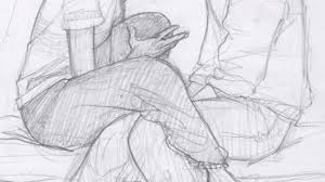 sketch drawing of couple cute love drawings pencil art hd