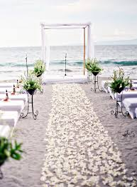 Wedding Aisle Decorations 50 Beach Wedding Aisle Decoration Ideas Deer Pearl Flowers