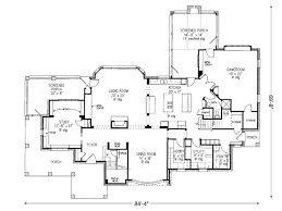 texas style floor plans texas style luxury living 19239gt architectural designs