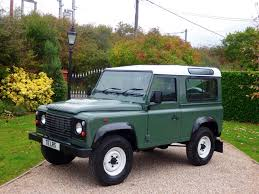 4x4 station wagon used keswick green land rover defender for sale essex