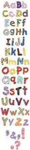38 best emb applique alphabets images on pinterest embroidery