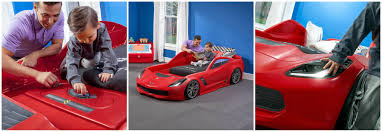 corvett bed step2 corvette z06 toddler to bed giveaway miss frugal