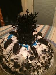 iron cake topper no spoilers made an iron throne cake topper for my