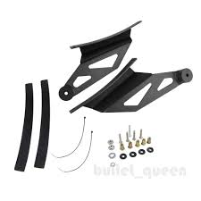 Led Light Bar Brackets by For 04 14 Ford F150 Offroad 50