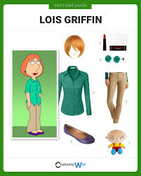 halloween mad libs dress like lois griffin costume halloween and cosplay guides