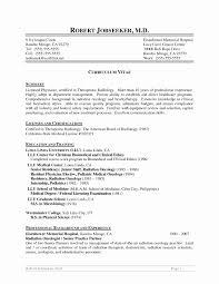 Occupational Therapy Resume New Grad Download Pediatric Nurse Practitioner Sample Resume Resume Sample