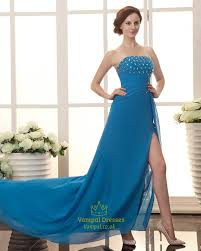light blue strapless sweetheart prom dress blue prom dresses with