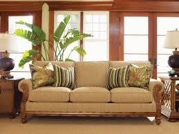 Tommy Bahama Sofa by Tropical Tommy Bahama Sofa With Floral Print Pillows Take A Seat