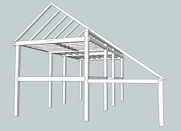 timber frame design using google sketchup download oronoque saltbox survey sketchup model birmingham point ansonia ct