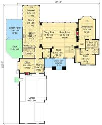 Craftsman Style Open Floor Plans 103 Best House Plans Images On Pinterest Dream House Plans