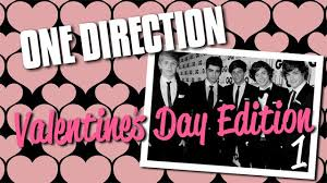 one direction valentines exclusive one direction reveal valentines day crushes on
