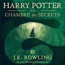 harry potter et la chambre des secret en harry potter et la chambre des secrets harry potter 2 livre audio