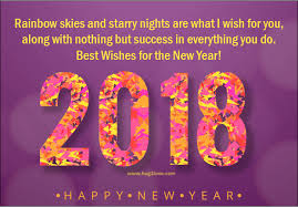 top 20 happy new year 2018 images and quotes for him