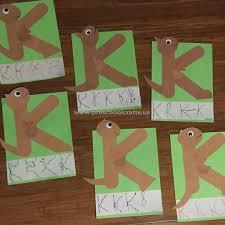 alphabet craft for kids and preschool preschool and kindergarten