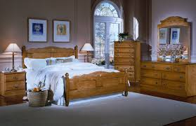Carolina Oak Furniture Collection - Carolina bedroom set