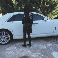 black and teal car kendall and kylie jenner u0027s cars a guide teen vogue