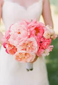 peony arrangement 44 fresh peony wedding bouquet ideas brides