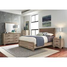 King And Queen Bedroom Decor Liberty Furniture Sun Valley 439 Queen Bedroom Group Wayside