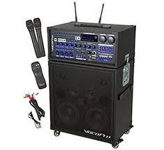 karaoke machine rental chion rv wireless karaoke machine rental in az