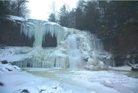 Maryland Waterfalls images Frozen waterfalls in maryland jpg