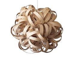 Wooden Pendant Lighting by Hanging Wood Pendant Lighting Dahlia Pendant Light 18