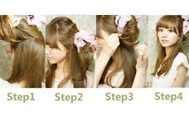 kawaii hairstyles no bangs japanese kawaii hairstyles cute diy how to 1 zibees com