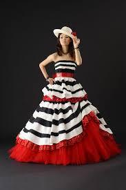 2015 black white and red wedding dresses ssj draped bridal ball