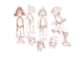 young korra sketches by maryfgr23 on deviantart