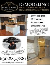 home design show chicago tranquility builders ad home show home shows home garden