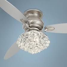 Ceiling Fan Chandelier Combo 44