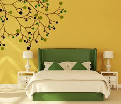yellow gray bedding wall bedroom decor design best paint colors