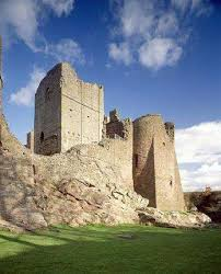 Most Beautiful English Castles Goodrich Castle English Heritage