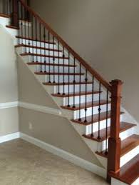 baluster stair remodel contemporary iron baluster patterns