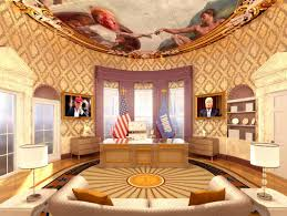 Oval Office White House Trump U0027s Plans For An Oval Office Makeover White House Addition