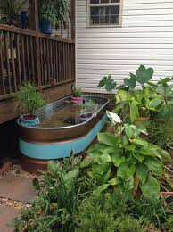 Turtle Planter Digging Stock Tank Planters Gone Wild In The Garden