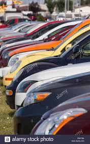 dealership usa used car dealership usa stock photo royalty free image 72881742