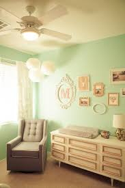 Pink And Green Nursery Decor 111 Best Mint Green Nursery Images On Pinterest Babies Nursery