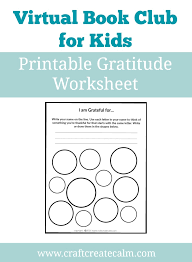 gratitude activity for kids with printable worksheet the moments