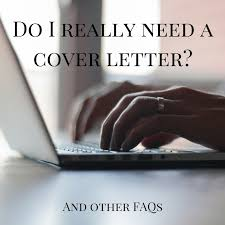 do i really need a cover letter and other faqs u2014 jena viviano