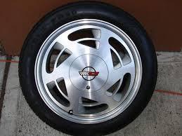 1989 corvette wheels for sale c4 wheel reference guide corvetteforum chevrolet corvette