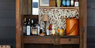 bar 5 small space friendly home bar ideas wonderful home bar
