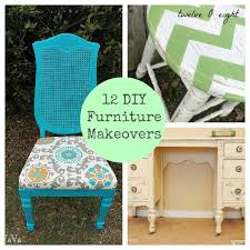 Old Furniture Makeovers 12 Do It Yourself Furniture Makeovers Twelveoeight