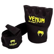 venum kontact gel glove wraps venum