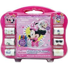 Minnie Mouse Bathroom Accessories by Mickey Mouse U0026 Friends Minnie Mouse Bow Tique Sticker Activity Set