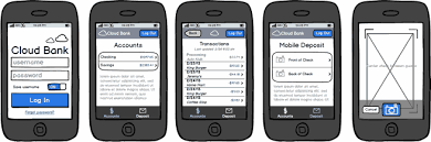 creating a mobile application balsamiq support portal