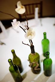 wine bottle wedding centerpieces contradiction of sorts diy wine bottle wedding centerpieces
