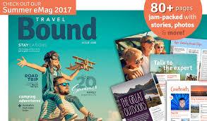 Travel bound australia 39 s newest family travel publication