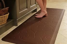 Kitchen Floor Mat Wellness Mats Cushioned Anti Fatigue Kitchen Floor Mats
