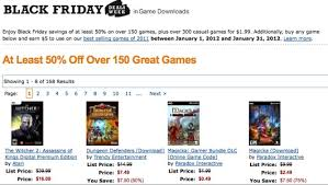 amazon black friday cheapassgamer bargain madness for the cheap gamer page 13